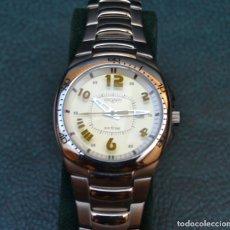 Relojes automáticos: RELOJ VINTAGE - SIN USAR - VAGARY - 10 ATM - ACERO INOXIDABLE. Lote 178785791