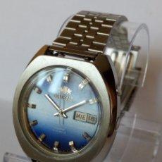 Relojes automáticos: RELOJ AUTOMATICO ORIENT FUNCIONANDO. Lote 178810851
