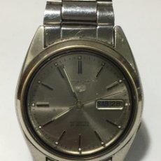 Relojes automáticos: RELOJ SEIKO N5 AUTOMÁTICO CORREA DE ACERO MODELO 7009-3040 F. Lote 178856460