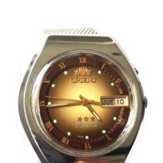 Relojes automáticos: RELOJ AUTOMATICO ORIENT FUNCIONANDO. Lote 178885863