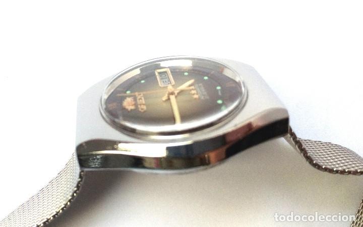 Relojes automáticos: RELOJ AUTOMATICO ORIENT FUNCIONANDO - Foto 4 - 178885863