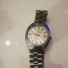 Relojes automáticos: RELOJ VINTAGE CAUNY AUTOMATICO CABALLERO. Lote 179038668