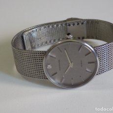 Relojes automáticos: PRECIOSO WITTNAUER ( LONGINES) GENEVE VINTTAGE 1970 SWISS 17 JEWELS, IMPECABLE ESTADO. Lote 179097350