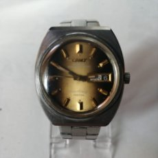 Relojes automáticos: RELOJ AUTOMÁTICO CAMY SUPERAUTOMATIC MONTEGO CRYSTAL.. Lote 179112740