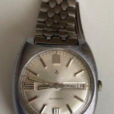 Relojes automáticos: RELOJ DOGMA AUTOMATIC DE LUXE , FUNCIONANDO . Lote 179150317