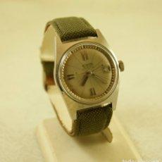 Relojes automáticos: DUWARD AQUASTAR GRAND AIR AUTOMATICO FUNCIONANDO. Lote 179174287
