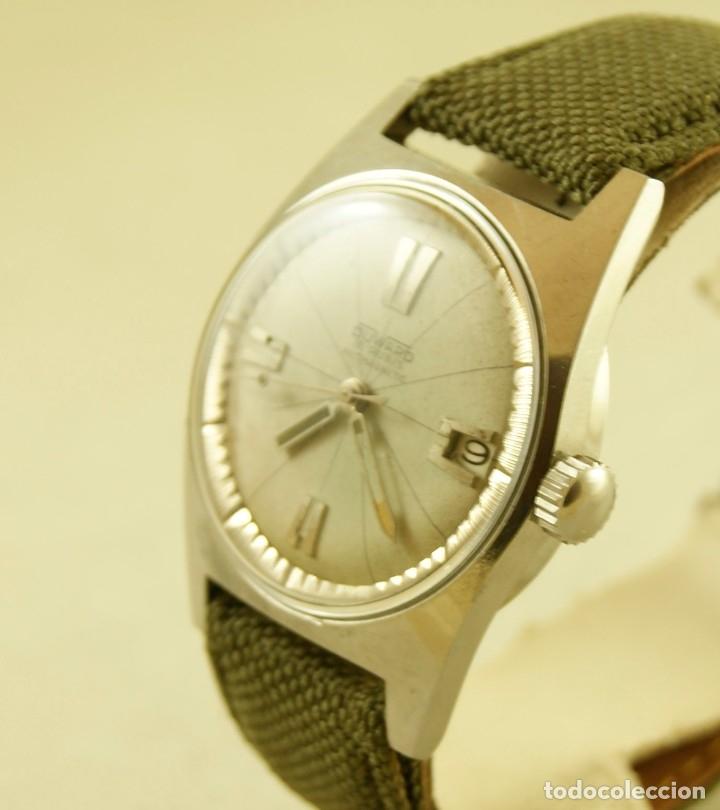 Relojes automáticos: DUWARD AQUASTAR GRAND AIR AUTOMATICO FUNCIONANDO - Foto 5 - 179174287