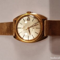 Relojes automáticos: OMEGA CONSTELLATION AUTOMATIC ORO. Lote 179394045
