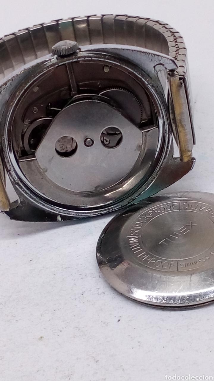Relojes automáticos: Reloj Timex Automatico para piezas - Foto 2 - 179539562