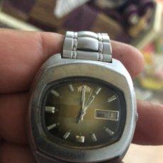 Relojes automáticos: RELOJ ORIENT ANTIGUO FUNCIONA PERFECTAMENTE. Lote 180043238