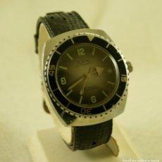 Relojes automáticos: LEX AUTOMATICO TIPO DIVER 37.8MM FUNCIONANDO. Lote 180114827