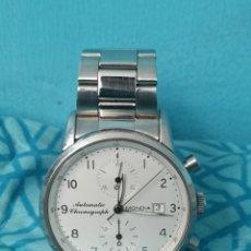 Relojes automáticos: RELOJ MONDIA CRONOGRAFO AUTOMÁTICO 45MM DIAMETRO. Lote 180176631