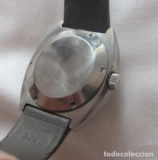 Relojes automáticos: RELOJ TISSOT AUTOMATICO SEASTAR AZUL - Foto 4 - 180247626