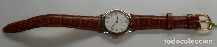 Relojes automáticos: Reloj suizo de pulsera CAUNY unisex de cuarzo 3 ATM - Foto 10 - 180280303