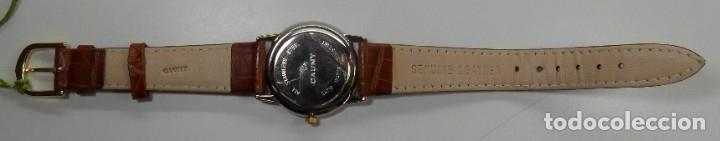 Relojes automáticos: Reloj suizo de pulsera CAUNY unisex de cuarzo 3 ATM - Foto 11 - 180280303
