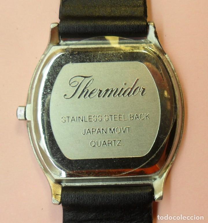Relojes automáticos: Reloj de pulsera Thermidor de cuarzo - Foto 7 - 180281605