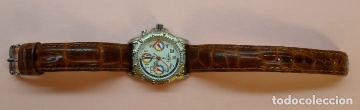 Relojes automáticos: Reloj de pulsera CAUNY 50 METERS QUARTZ para señora ** Con su estuche - Foto 9 - 180282945
