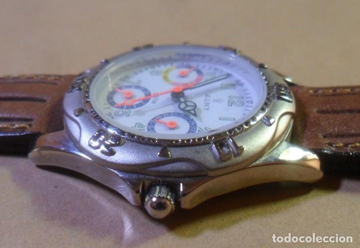 Relojes automáticos: Reloj de pulsera CAUNY - 5 ATM QUARTZ para señora - Foto 4 - 180330970