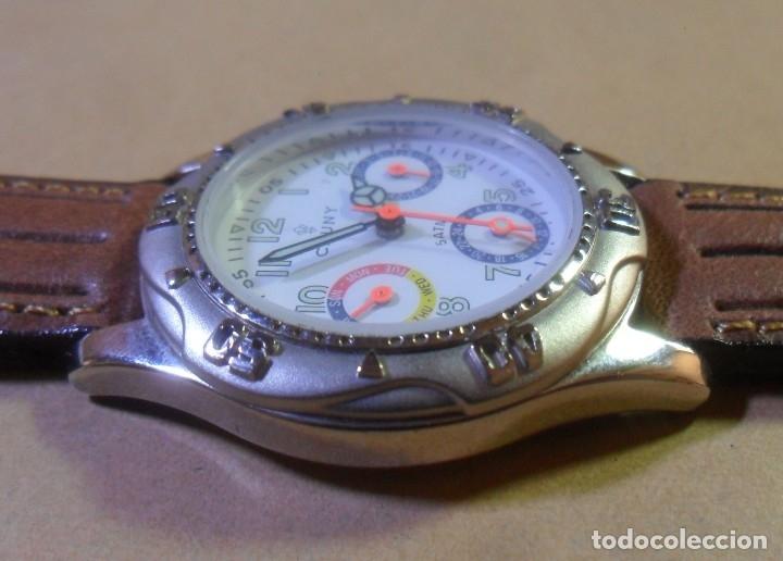 Relojes automáticos: Reloj de pulsera CAUNY - 5 ATM QUARTZ para señora - Foto 5 - 180330970