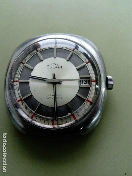 IMPOLUTO RELOJ AUTOMÁTICO TUCAH (Relojes - Relojes Automáticos)