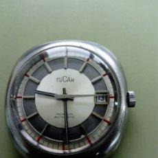 Relojes automáticos: IMPOLUTO RELOJ AUTOMÁTICO TUCAH. Lote 180389435