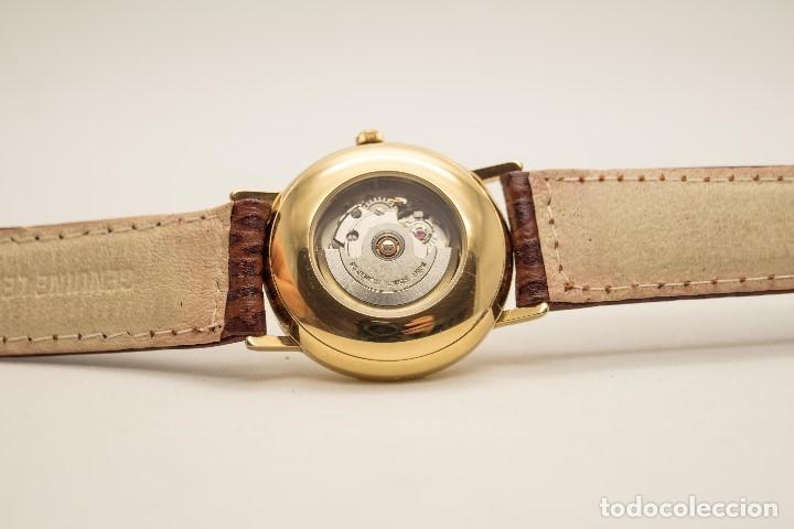 Relojes automáticos: RELOJ AUTOMATICO POTENS ORO - Foto 9 - 180399796