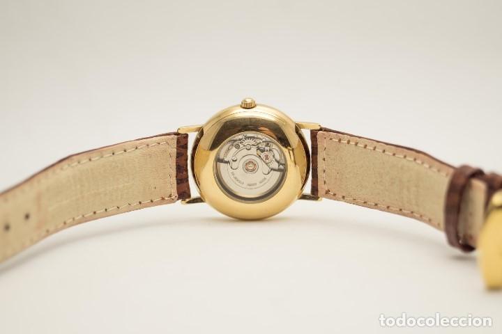 Relojes automáticos: RELOJ AUTOMATICO POTENS ORO - Foto 12 - 180399796