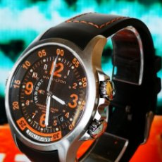 Relojes automáticos: RELOJ HAMILTON KHAKI AIR RACE AUTOMÁTICO.. Lote 180466816