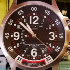 Relojes automáticos: RELOJ HAMILTON KHAKI AUTOMÁTICO.. Lote 180469478