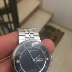 Relojes automáticos: RELOJ CITIZEN AUTOMÁTICO TAMAÑO ESFERA 3,5 SIN CORONA NUEVO. Lote 180514268