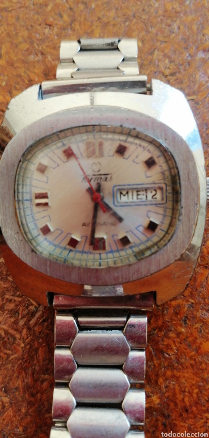 Relojes automáticos: RELOJ DE PULSERA AUTOMÁTICO MARCA TORMAS - Foto 2 - 180950172