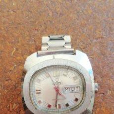 Relojes automáticos: RELOJ DE PULSERA AUTOMÁTICO MARCA TORMAS. Lote 180950172