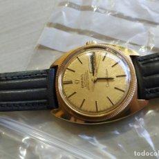 Relojes automáticos: RELOJ OMEGA AUTOMATICO- CALENDARIO Y SEMANARIO ORO 18 KT.CONSTELLATION,. Lote 181035558