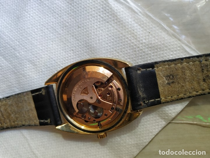 Relojes automáticos: reloj omega automatico- calendario y semanario oro 18 kt.constellation, - Foto 3 - 181035558