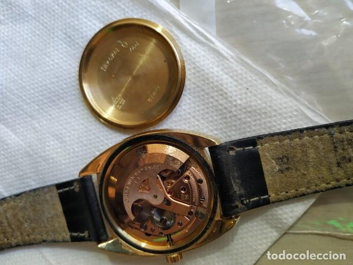 Relojes automáticos: reloj omega automatico- calendario y semanario oro 18 kt.constellation, - Foto 4 - 181035558
