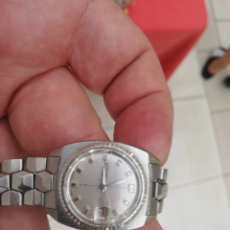 Relojes automáticos: RELOJ SEIKO DE SEÑORA TIPO ROLEX AUTOMÁTICO FUNCIONANDO. Lote 181118396
