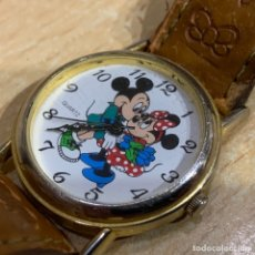 Relojes automáticos: RELOJ MICKEY QUARTZ. Lote 181145773