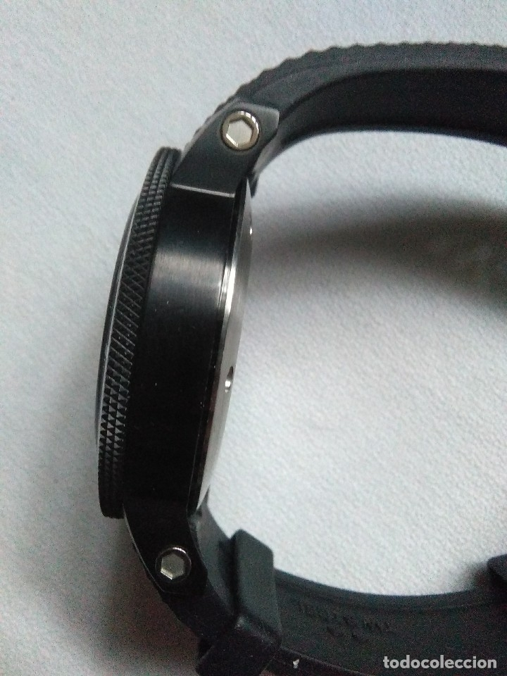 Relojes automáticos: precioso reloj de pulsera TW STEEL caballero grande nuevo sin estrenar con correa de caucho pvp 465€ - Foto 5 - 177197099