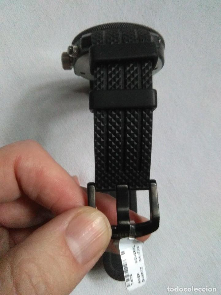 Relojes automáticos: precioso reloj de pulsera TW STEEL caballero grande nuevo sin estrenar con correa de caucho pvp 465€ - Foto 8 - 177197099