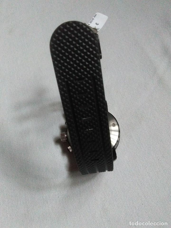 Relojes automáticos: precioso reloj de pulsera TW STEEL caballero grande nuevo sin estrenar con correa de caucho pvp 465€ - Foto 9 - 177197099