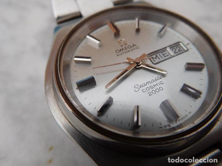 Relojes automáticos: Reloj automático de la marca Omega modelo seamaster cosmic 2000 - Foto 4 - 181392046