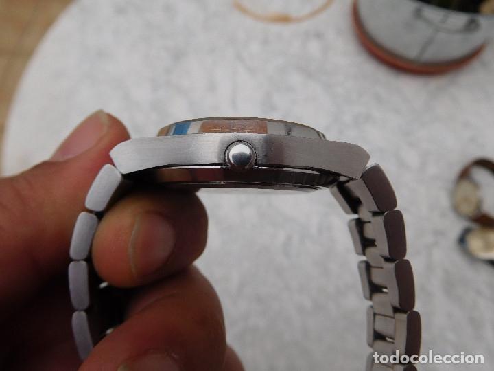 Relojes automáticos: Reloj automático de la marca Omega modelo seamaster cosmic 2000 - Foto 7 - 181392046