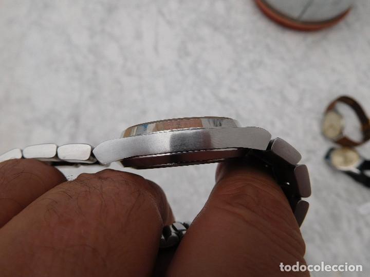 Relojes automáticos: Reloj automático de la marca Omega modelo seamaster cosmic 2000 - Foto 8 - 181392046