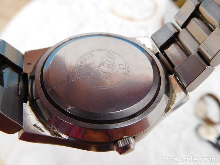 Relojes automáticos: Reloj automático de la marca Omega modelo seamaster cosmic 2000 - Foto 9 - 181392046