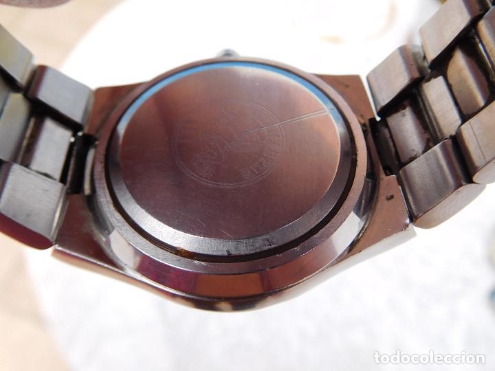 Relojes automáticos: Reloj automático de la marca Omega modelo seamaster cosmic 2000 - Foto 10 - 181392046