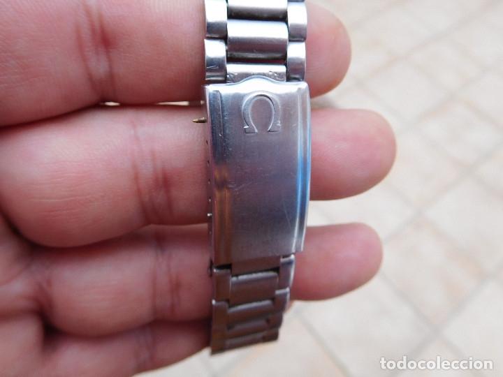 Relojes automáticos: Reloj automático de la marca Omega modelo seamaster cosmic 2000 - Foto 11 - 181392046