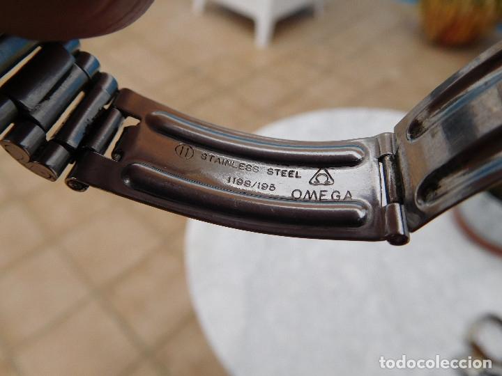 Relojes automáticos: Reloj automático de la marca Omega modelo seamaster cosmic 2000 - Foto 12 - 181392046
