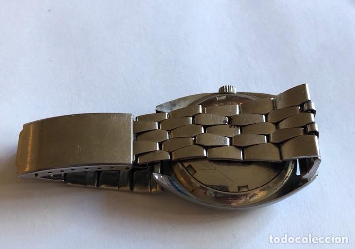Relojes automáticos: Reloj aureole automático vintage - Foto 4 - 181469395