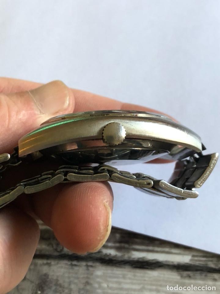 Relojes automáticos: Reloj aureole automático vintage - Foto 6 - 181469395