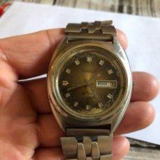 Relojes automáticos: RELOJ AUREOLE AUTOMÁTICO VINTAGE. Lote 181469395